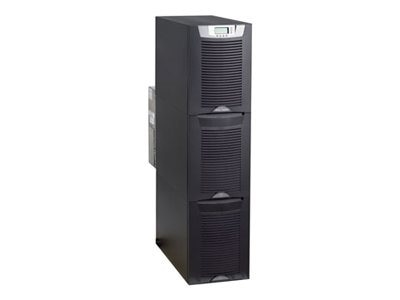 Eaton 9355 15kVA 13.5kW 208V 208V UPS 64-Battery 3-High Hardwired Input Output Web SNMP Card, KA1512130000010, 6698420, Battery Backup/UPS