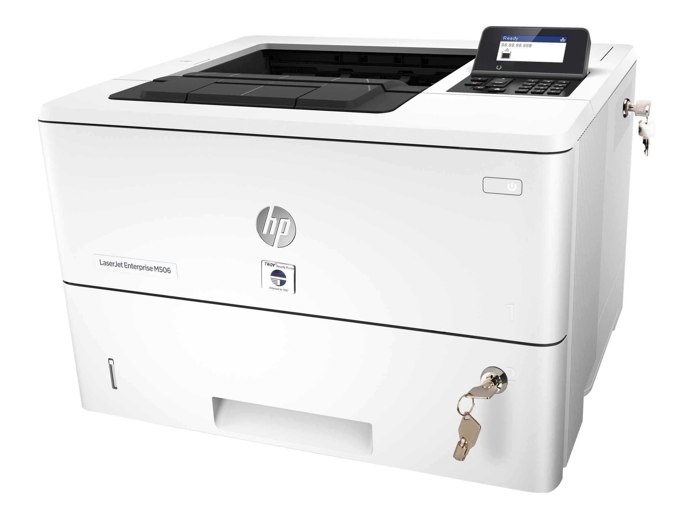 Troy M506DN Secure DXI Printer