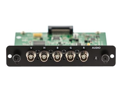 NEC 5BNC Analog Video Expansion Board, SB3-AB2, 21326641, Digital Signage Systems & Modules