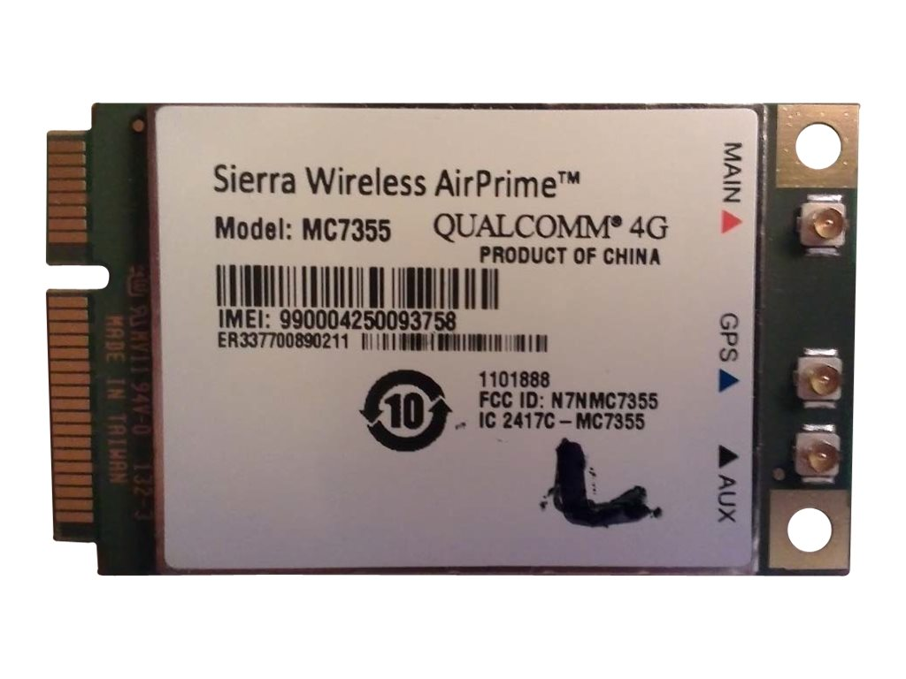 Panasonic Field Upgrade For CF-31 MK5 (EM7355) Wireless Card, 314GLTEFU