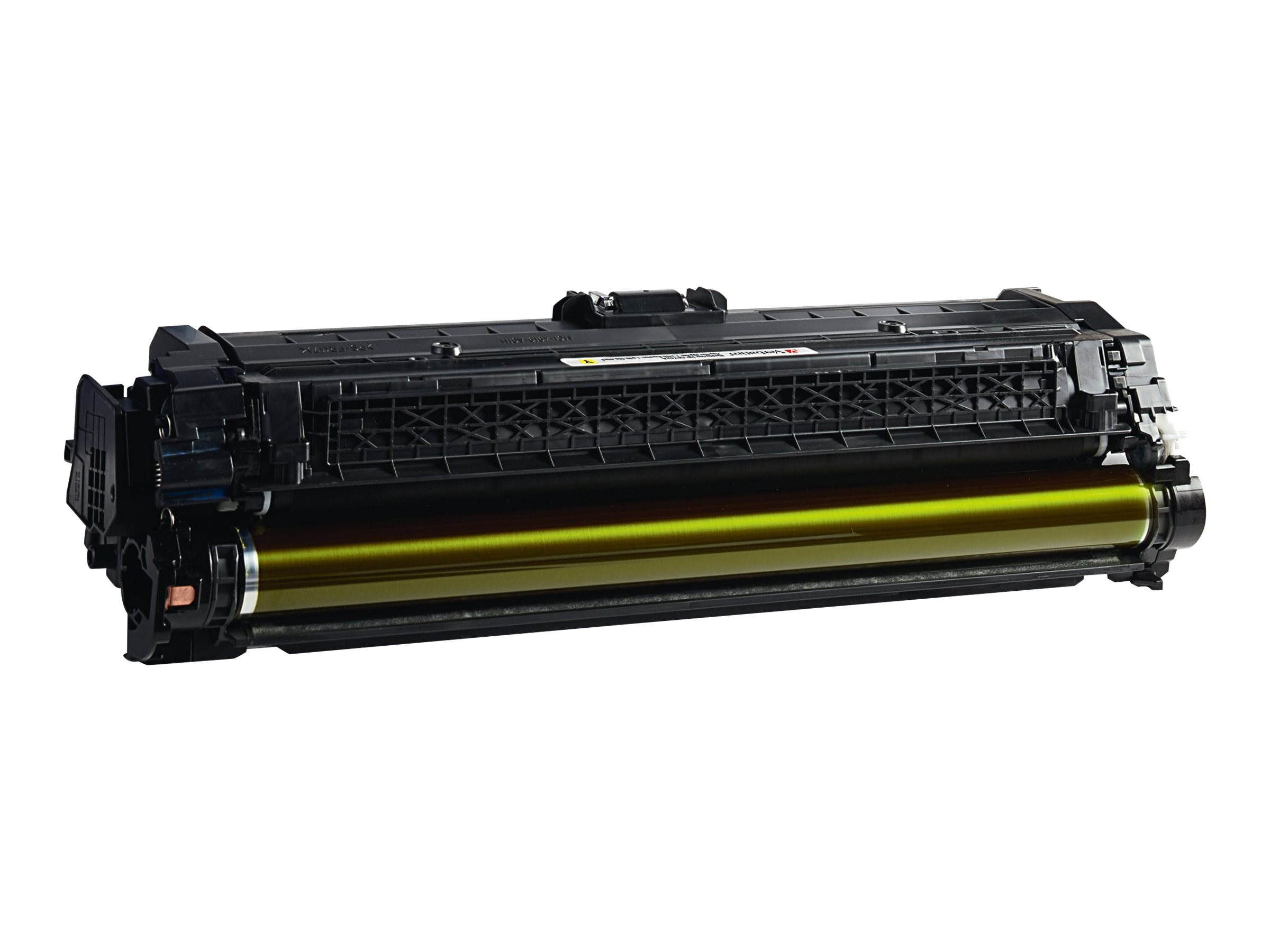 Verbatim CE742A Yellow Remanufactured Toner Cartridge for HP