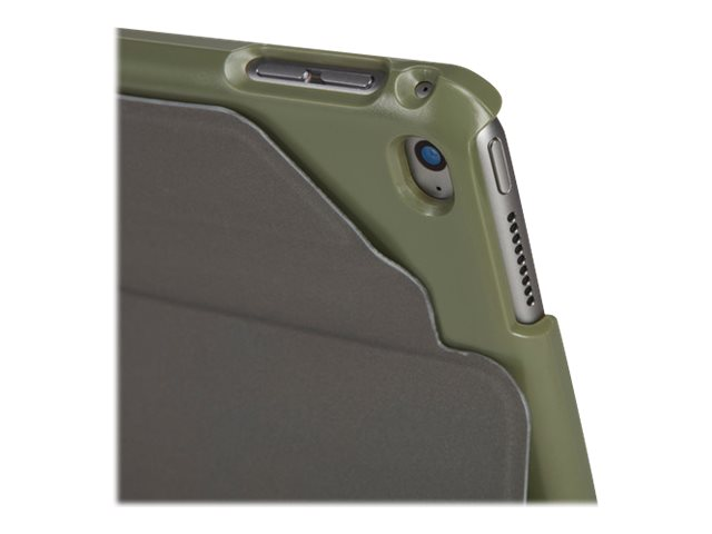 Case Logic SnapView Case for iPad Pro 12.9, Petrol Green, CSIE2241PETROL
