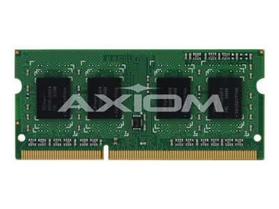 Axiom 8GB PC3-12800 DDR3 SDRAM SODIMM for ThinkPad T431s, 0B47381-AX, 16002828, Memory