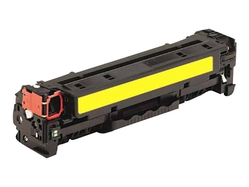Ereplacements CF212A Yellow Toner Cartridge for HP, CF212A-ER