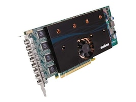 Matrox M9188 PCIe x16 Multi-Monitor Graphics Card, 2GB DDR2, M9188-E2048F, 10956920, Graphics/Video Accelerators