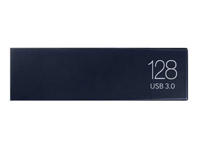 Samsung 128GB USB 3.0 BAR Flash Drive, Blue, MUF-128BC/AM