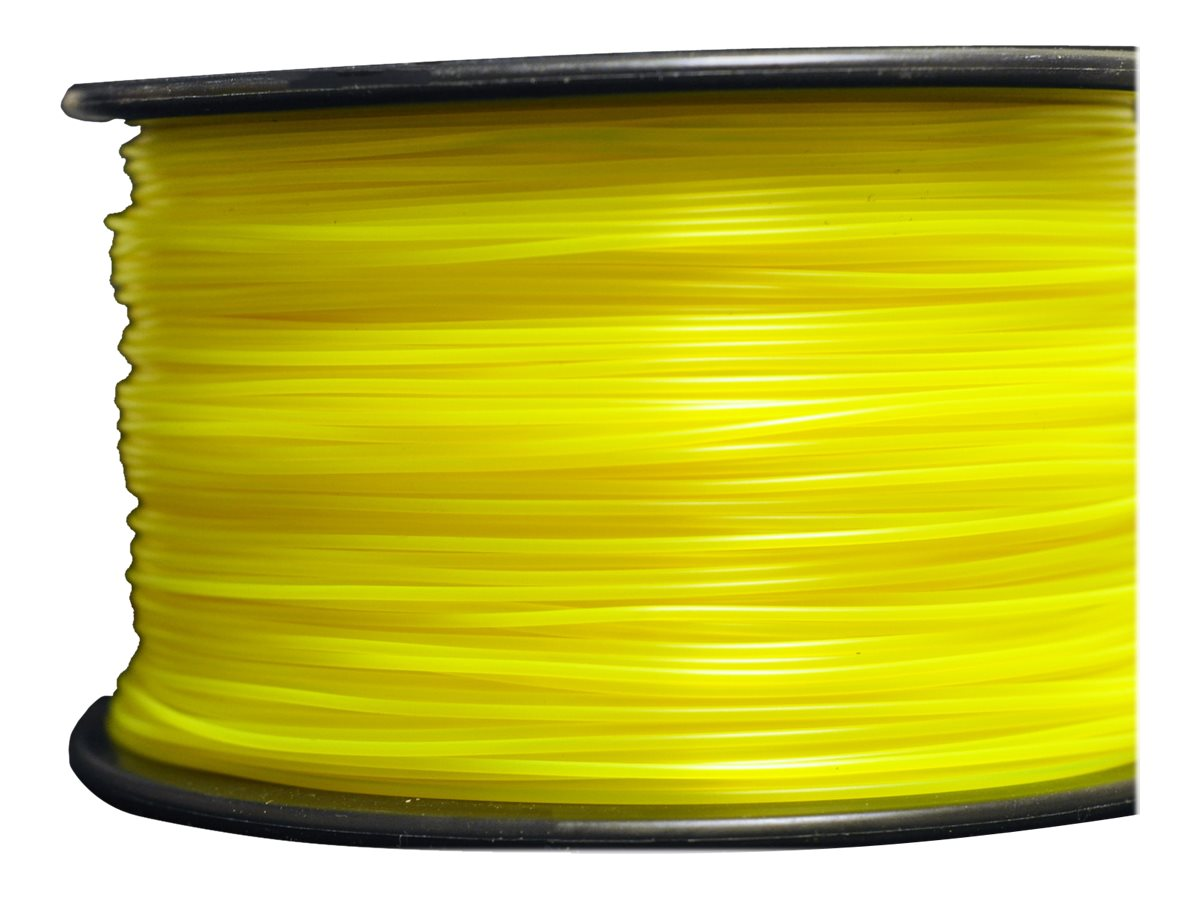 Robo 3D Yellow PLA, 1.75mm, 1kg, PLAYELLOW