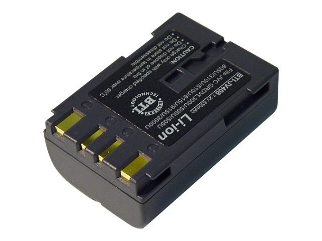 BTI Battery, Lithium-Ion, 7.4V, 830mAh, for JVC DV2000, DV GR-D50K, DVL100, DVL105, JV408, 7928389, Batteries - Camera