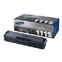 Samsung Black Standard Yield Toner Cartridge for Xpress M2022, Xpress M2022W, Xpress M2020, Xpress M2021, MLT-D111S/XAA, 17036077, Toner and Imaging Components