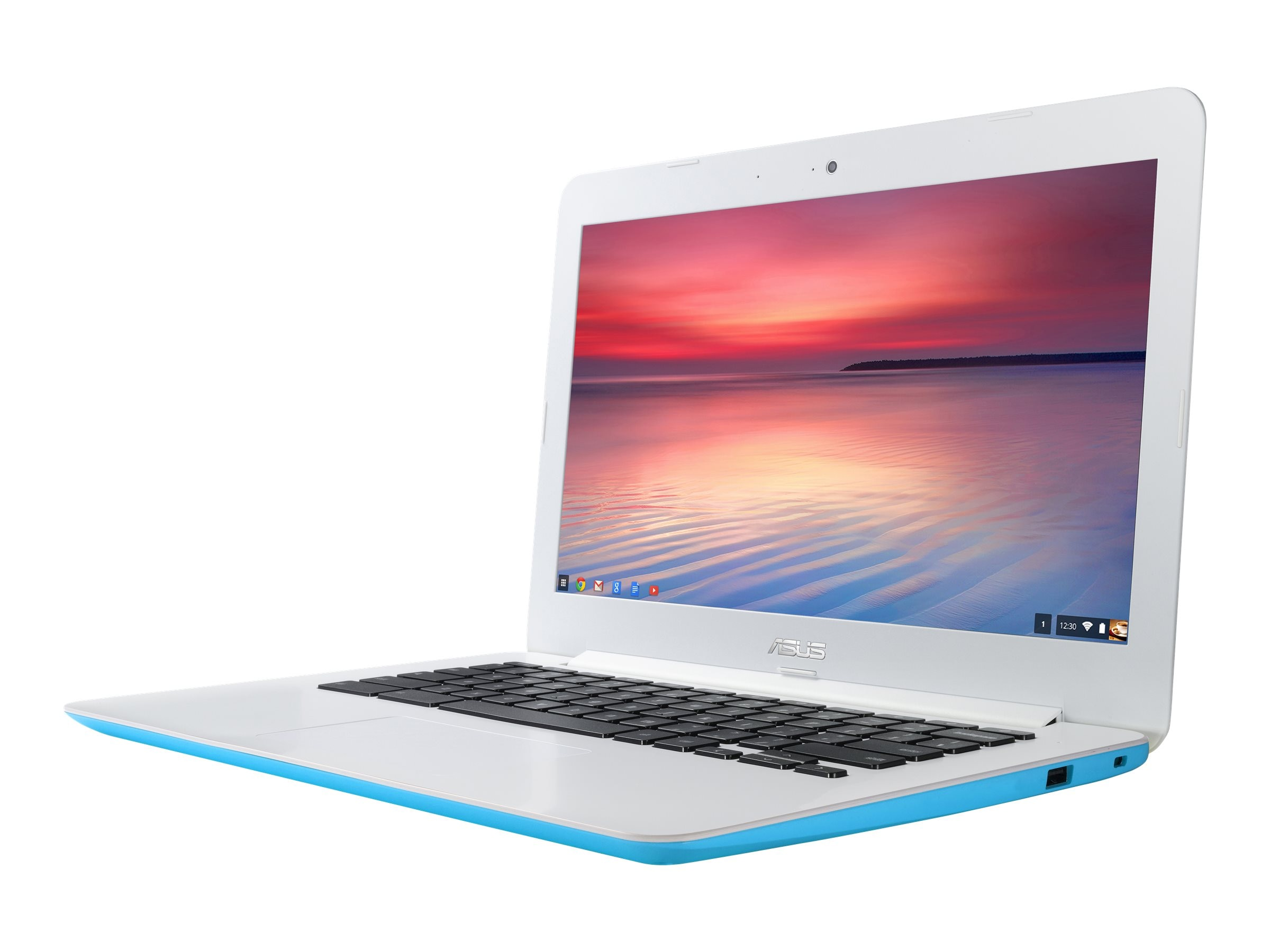 Asus C300SA Notebook PC Celeron N3060 4GB 16GB 13.3 HD Light Blue