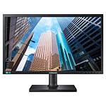 Open Box Samsung 23.6 SE650 Full HD LED-LCD Monitor, Black, S24E650PL, 31629186, Monitors - LED-LCD