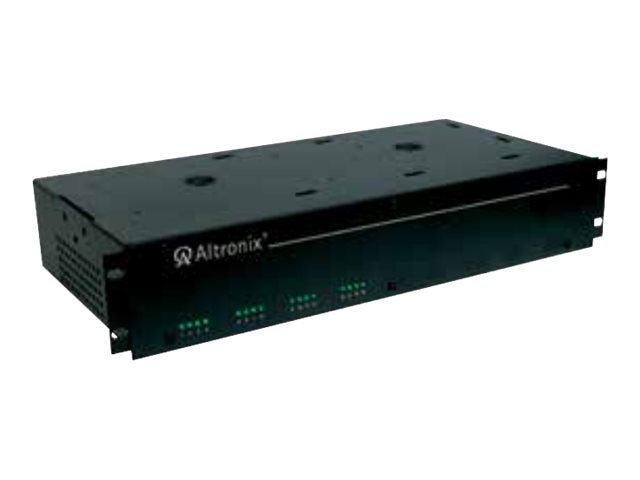 Altronix 16 Output Rackmount CCTV Power Supply, R615DC1016, 12666993, Power Supply Units (internal)