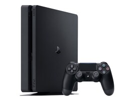 Sony PS4 Slim 500GB Console with Uncharted 4, 3001504, 32657832, Video Game Consoles
