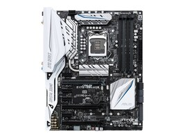Asus Motherboard, Z170 DELUXE ATX Core i7 i5 i3 Family Max. 64GB DDR4 8xSATA 7xPCIe GbE ac BT, Z170-DELUXE, 26140159, Motherboards