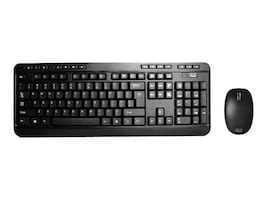 Adesso 2.4GHz Wireless Desktop Multimedia Keyboard adn Optical Scroll Mouse, WKB-1300UB, 16180413, Keyboard/Mouse Combinations