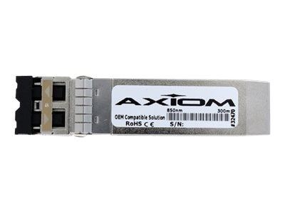 Axiom 1310nm 10G-Base-LRM LFC 220m MMF SFP+ Transceiver, 462-3625-AX, 31841890, Network Transceivers