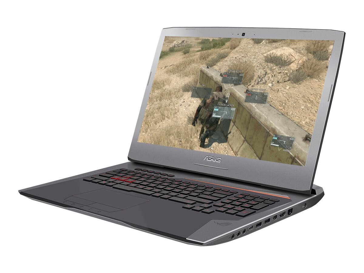 Asus G752VL-DH71 17.3 Notebook PC, G752VL-DH71, 30718988, Notebooks