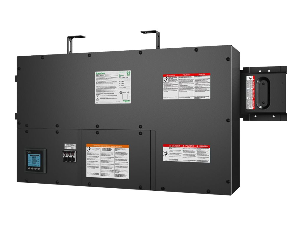 APC PB Busway Feed Unit, w  Metering & Gateway, 225A, 208V, PBCF4A225ATBM1B, 17672532, Premise Wiring Equipment