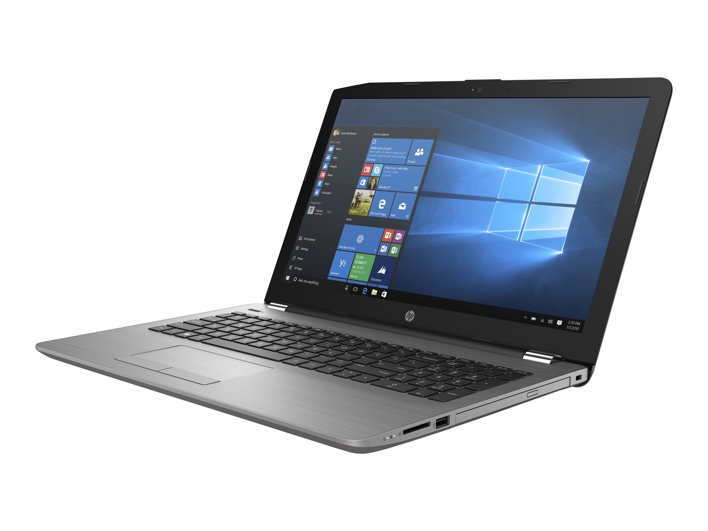 HP 250 G6 2.5GHz Core i5 15.6in display