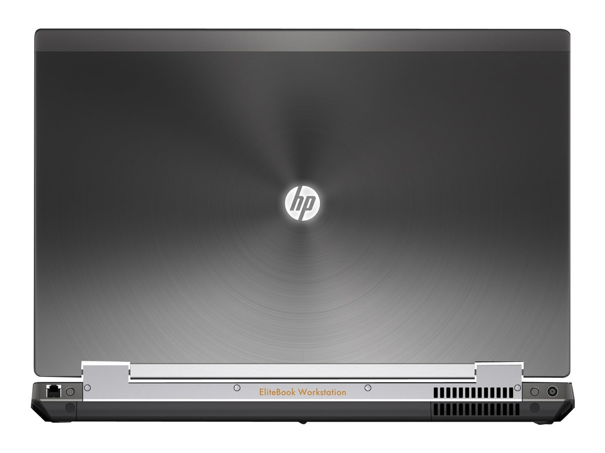 HP EliteBook 8760w Core i7 2.3GHz 4GB 256GB SSD BD-DVD WC 17.3 W7P64, LW881AA#ABA