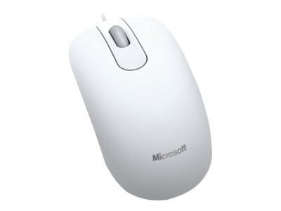 Microsoft Optical Mouse 200 Business USB, White, 35H-00005, 12874881, Mice & Cursor Control Devices