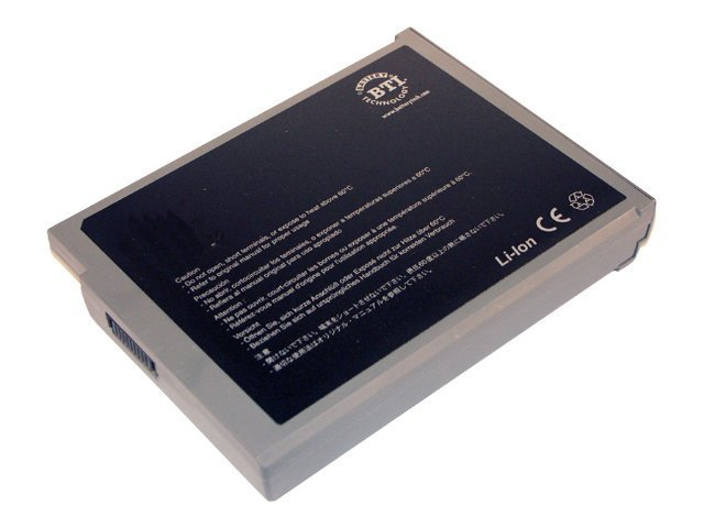 BTI Dell Inspiron 5100 Li-Ion Battery, DL-5100L, 4925123, Batteries - Notebook