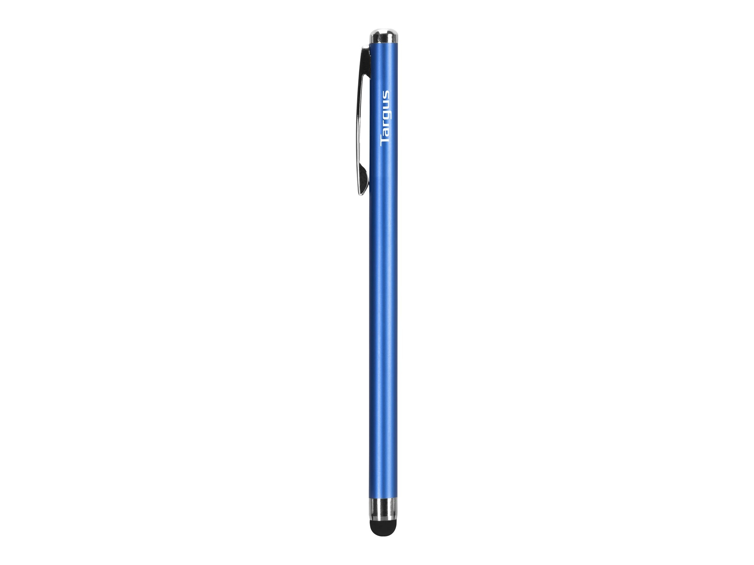 Targus Slim Stylus for Smartphones, Metallic Blue