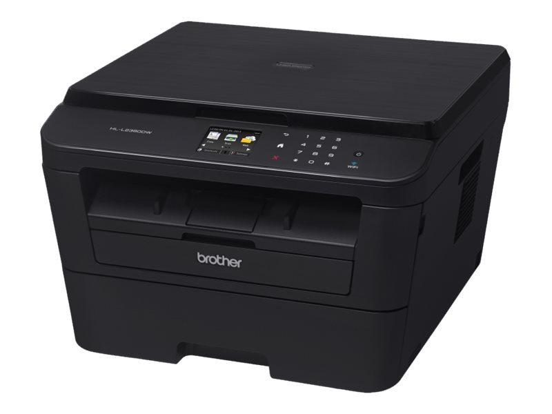Brother HL-L2380DW Multifunction Laser Printer, HL-L2380DW, 17701410, MultiFunction - Laser (monochrome)