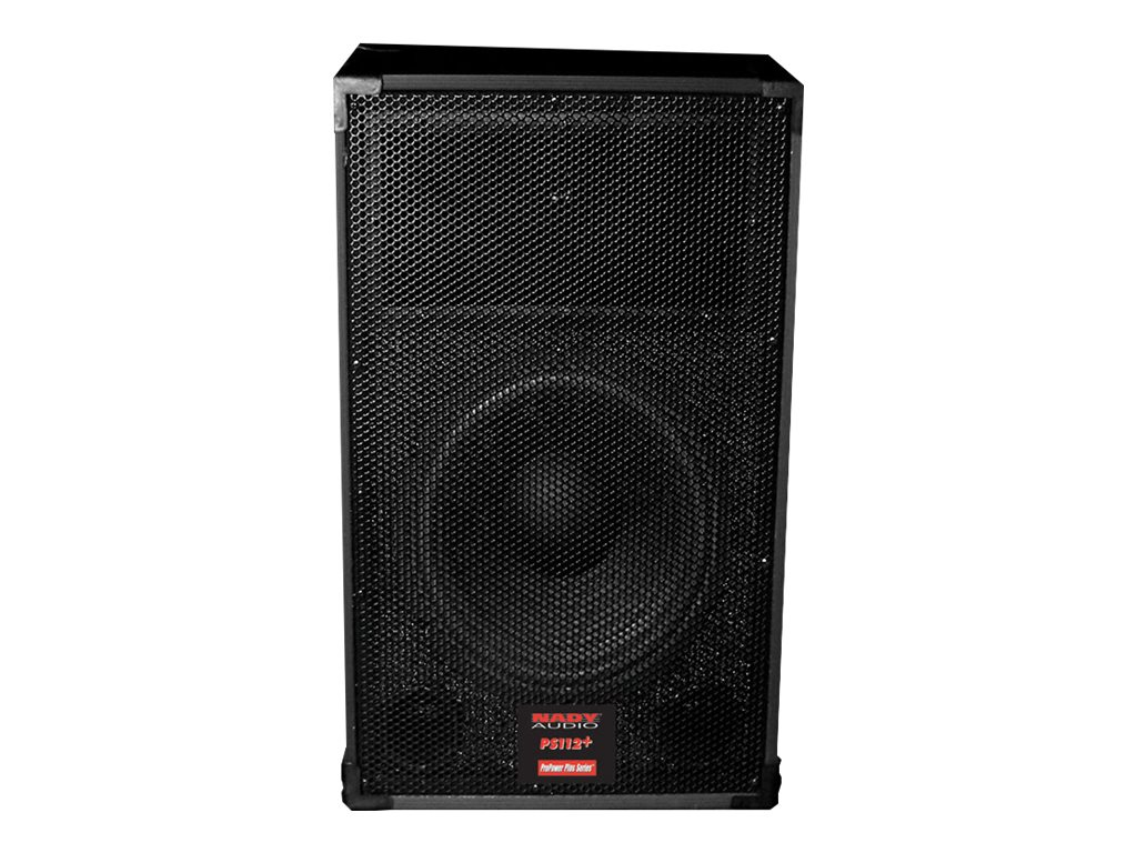 Nady ProPOwer 2-Way Active Speaker w  12 Woofer, PPAS 112+, 16838246, Speakers - Audio