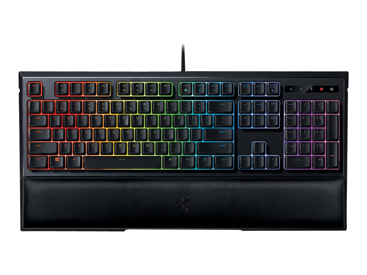 Razer Ornata Chroma Membrane Gaming Keyboard, RZ03-02040200-R3U1