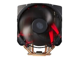 Cooler Master MasterAir Maker 8 CPU Cooler with (2x)Silencio FP fans, MAZ-T8PN-418PR-R1, 31471876, Cooling Systems/Fans