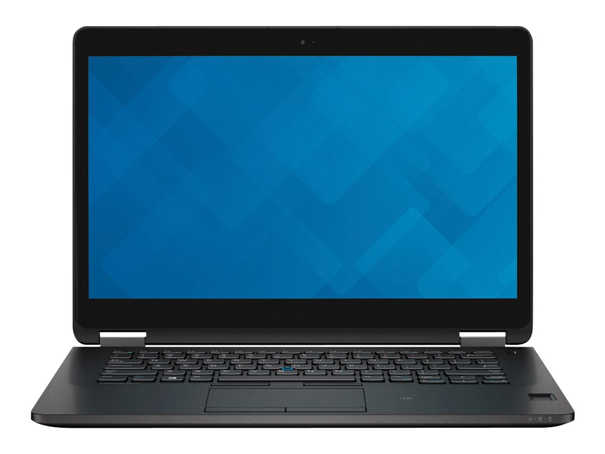Dell Latitude E7470 Core i7-6600U 2.6GHz 8GB 256GB SSD ac BT WC 4C 14 FHD W10P64, RR9J4