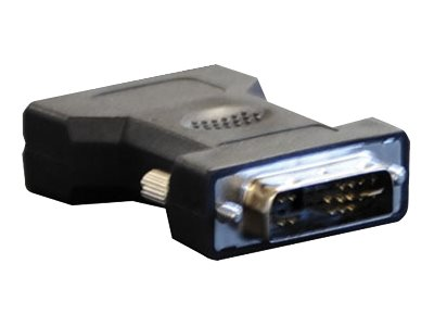 Tripp Lite DVI-A Analog to VGA M F Adapter, Black, P120-000