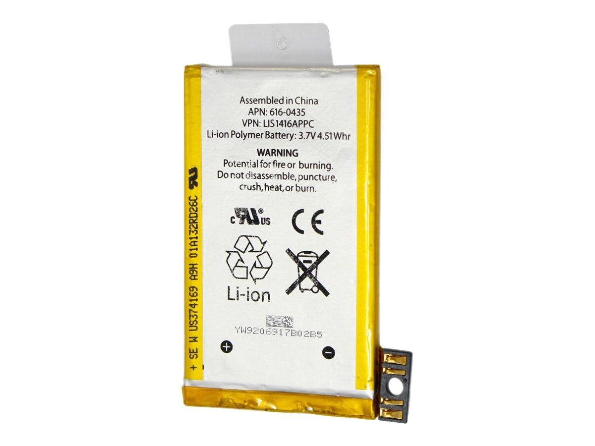 4Xem Replacement Battery for iPhone 3GS, 4X3GSBAT