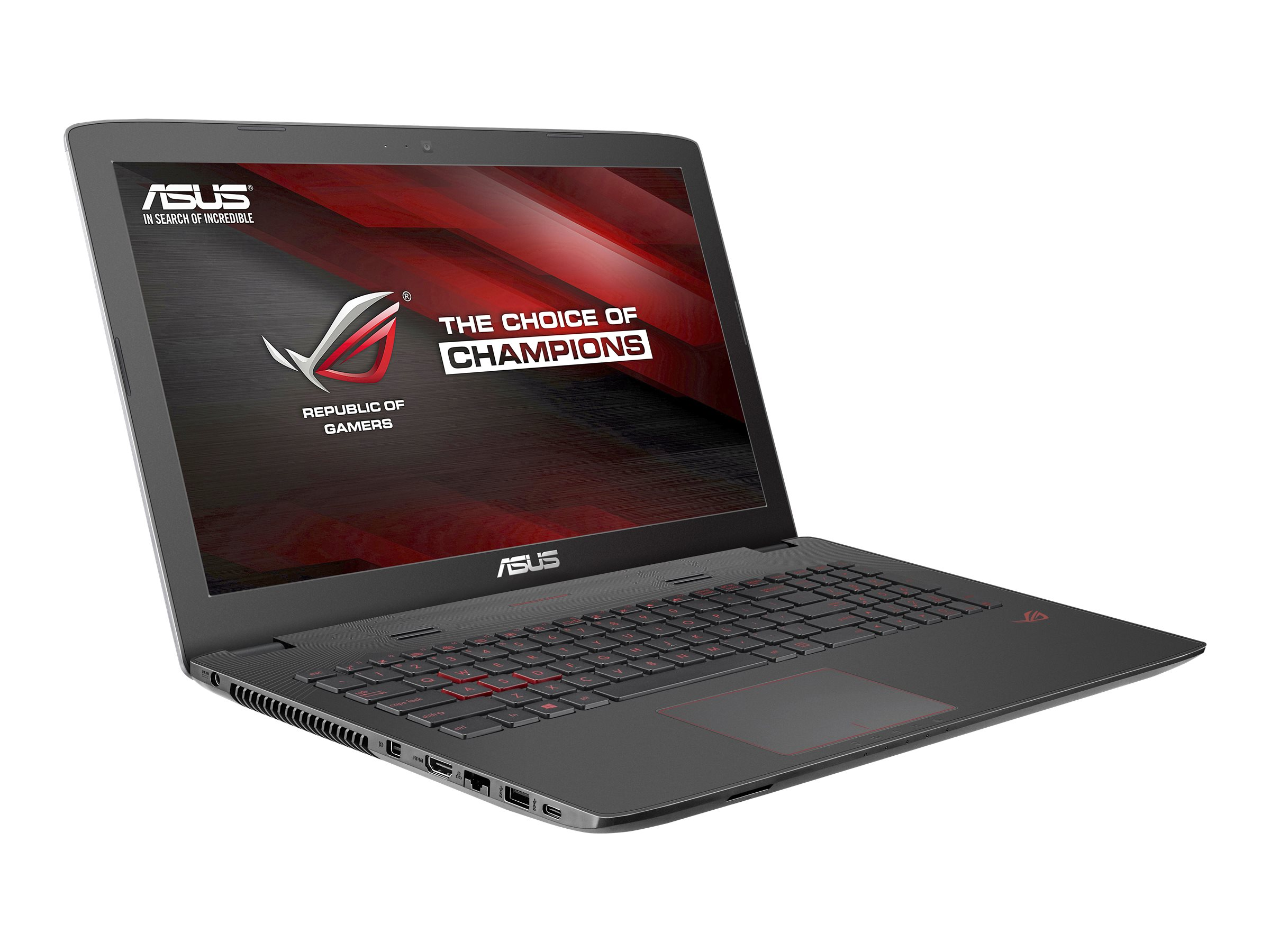 Asus GL752VW-DH74 Image 3