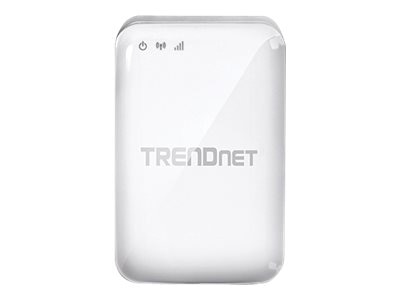 TRENDnet AC750 WL Travel Router Wireless, TEW-817DTR