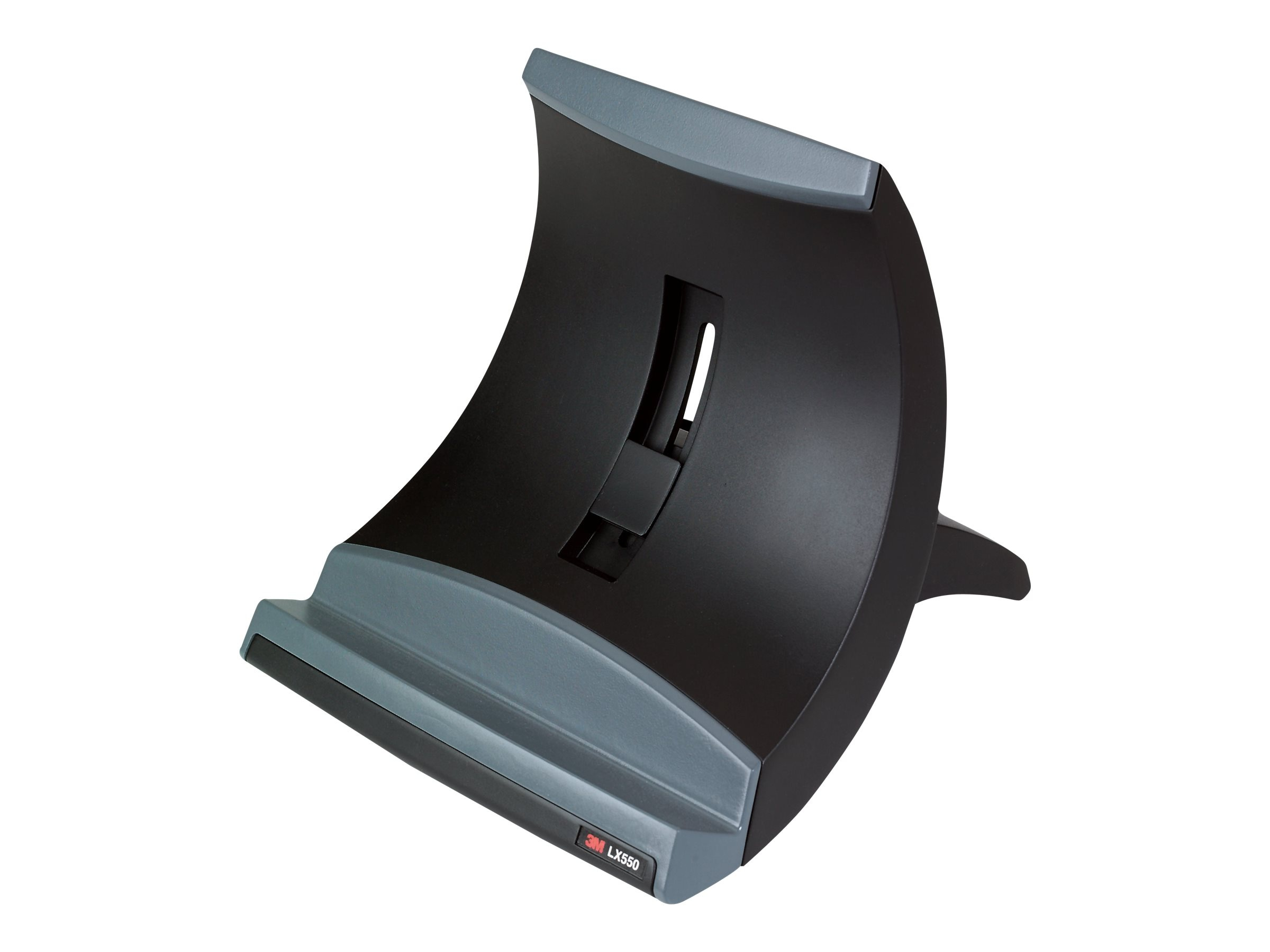 3M Adjustable Vertical Notebook Riser, LX550, 5846865, Ergonomic Products