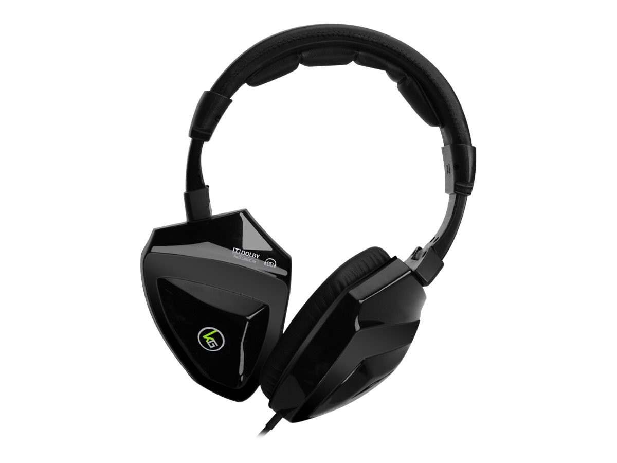 IOGEAR Kaliber Gaming Saga Headphones