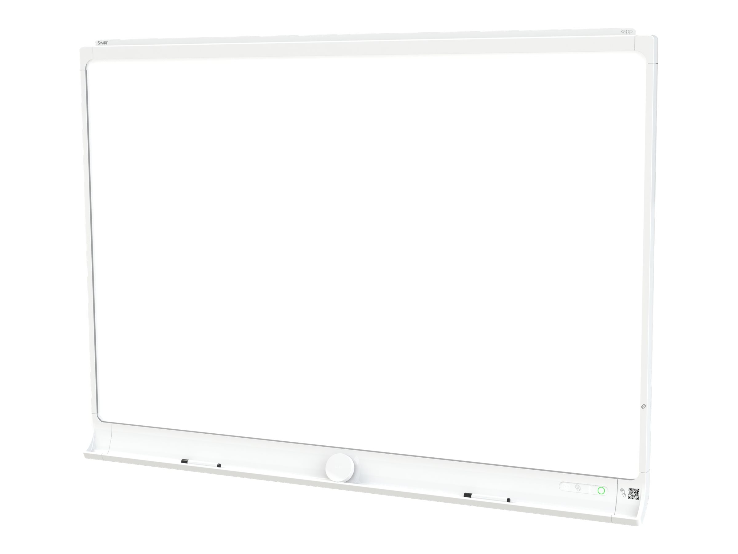 SMART 84 SMART Kapp Interactive Capture Board 52h x 72w x 5.25d, KAPP84, 25743513, Whiteboards