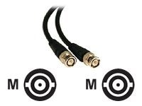 C2G 75Ohm BNC Cable, 3ft, 40025, 7227321, Cables