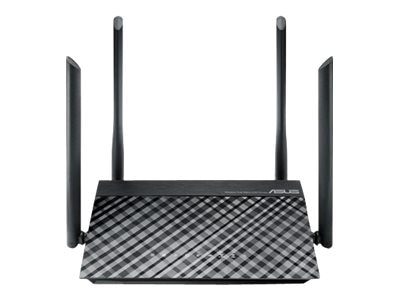 Asus RT-N600 4-Port FE Dual-Band 2x2 N600 WiFi Router, RT-N600