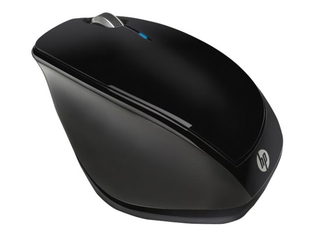 HP X4500 Wireless Mouse, Black, H2W16AA#ABC