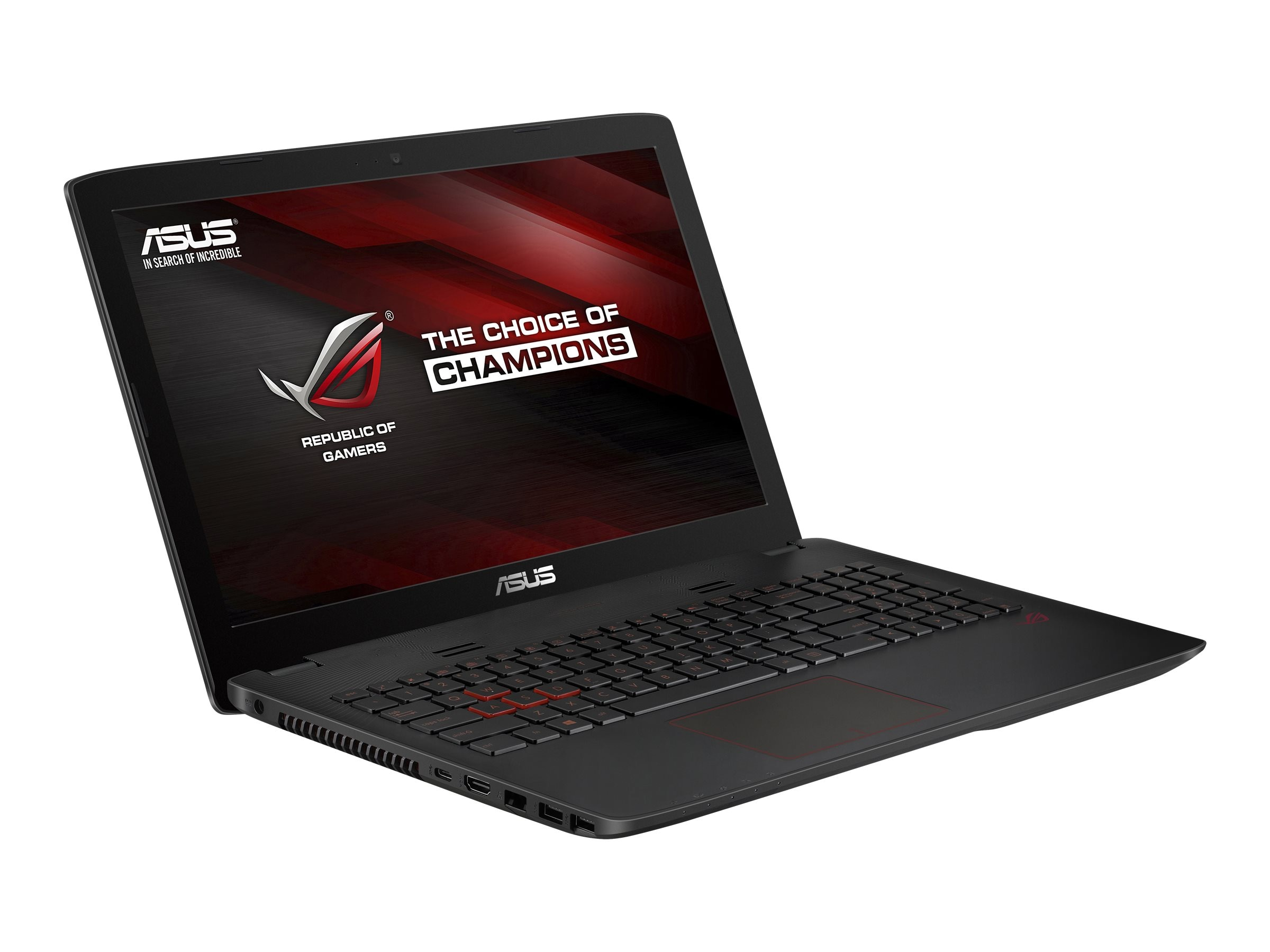 Asus GL552VW-DH71 15.6 Notebook PC, GL552VW-DH71