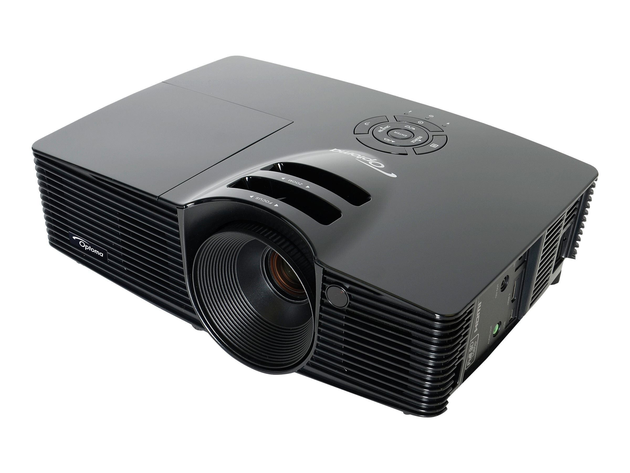 Optoma HD141X Home Entertainment Projector, HD141X, 17725366, Projectors