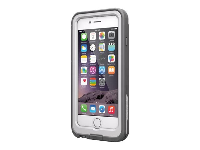 Lifeproof fre Power Case for iPhone 6,  Avalanche, 77-50377, 25113271, Carrying Cases - Phones/PDAs