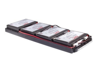 APC Replacement Battery Cartridge #34 (RBC34) for SUA1000RM1U series, SUA750RM1U series, RBC34, 5209874, Batteries - Other