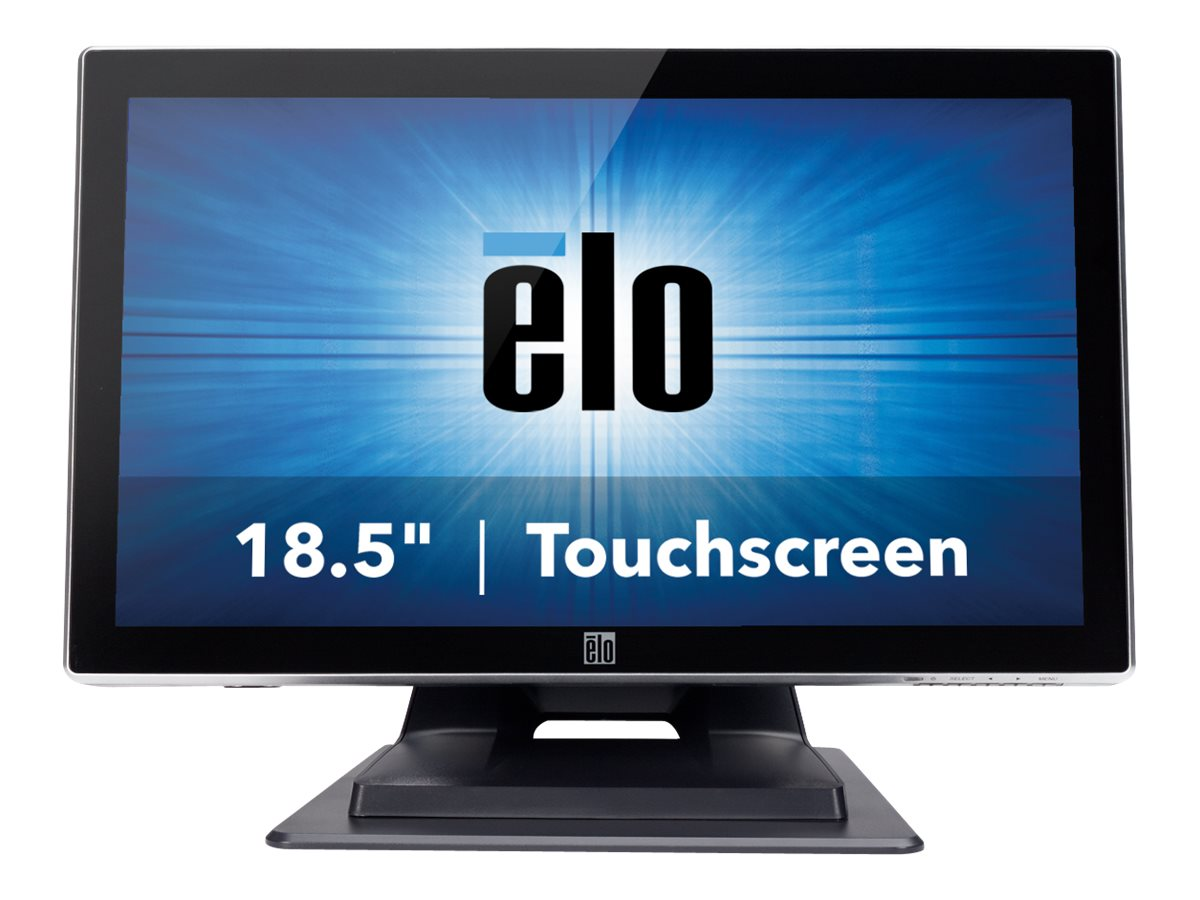 ELO Touch Solutions 18.5 1919L LED-LCD IntelliTouch ZB Monitor, Black