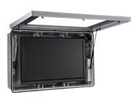 Peerless Enclosure with Cooling Fans and Heater for 40-42 Display, FPE42FH-S, 12079545, Stands & Mounts - AV
