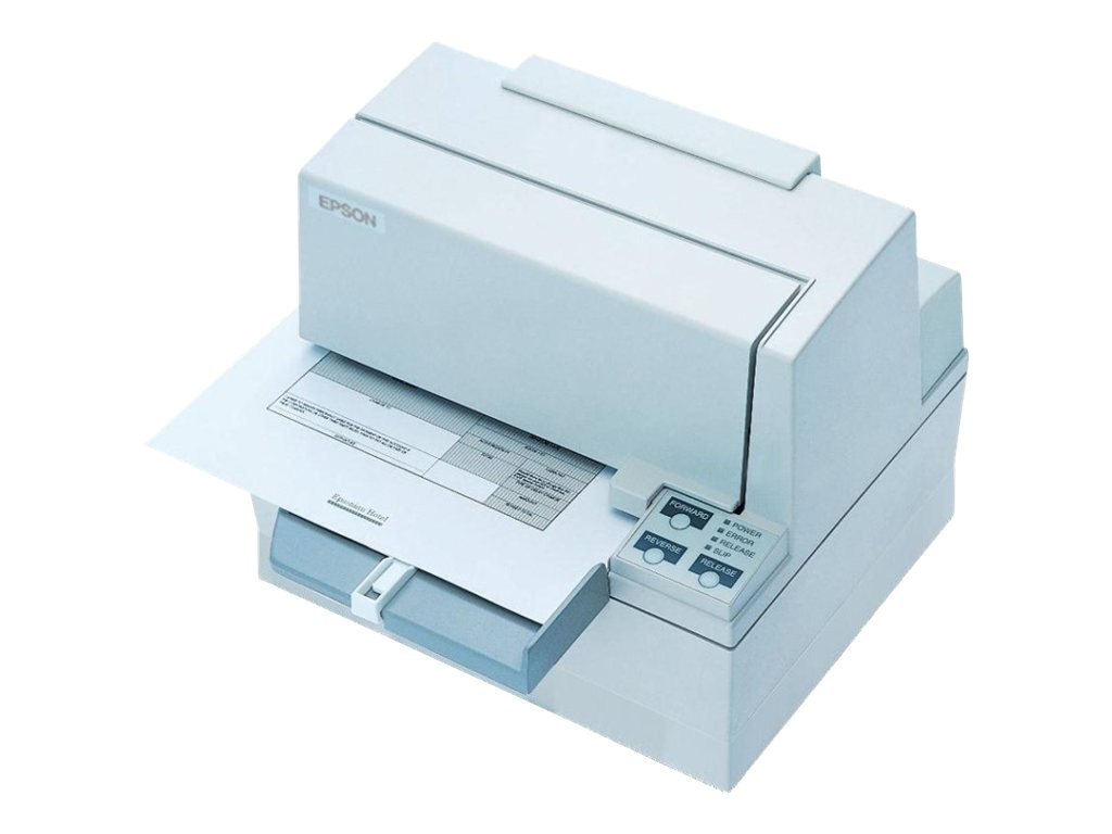Epson TM-U590-112 Serial Dot Matrix Slip Printer (No Power Supply), C31C196112