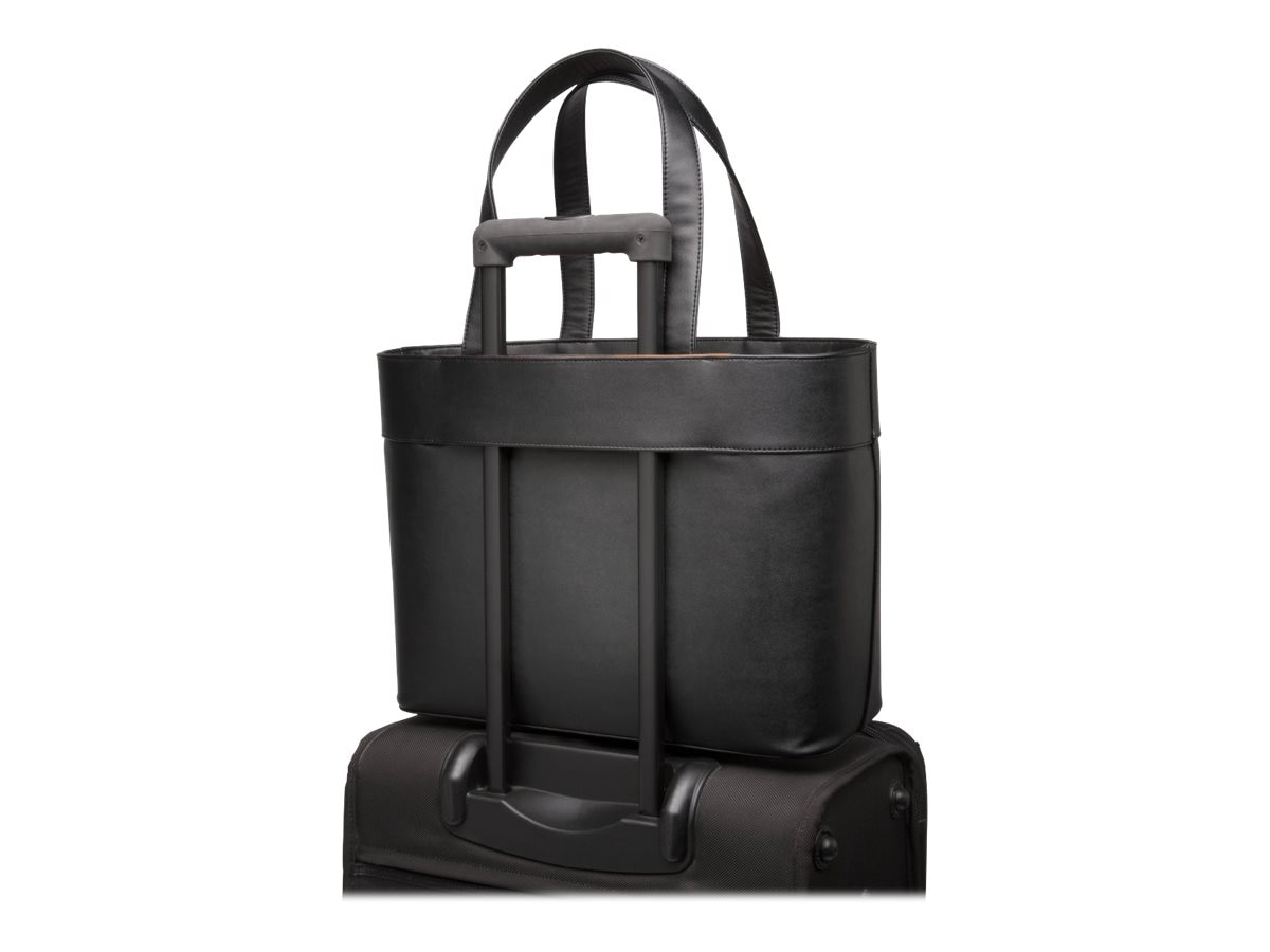 Kensington Jacqueline LM650 Laptop & Tablet Tote, Black, K62614WW